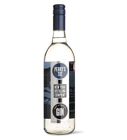 USA Perry Tot's Navy Strength gin 700ml