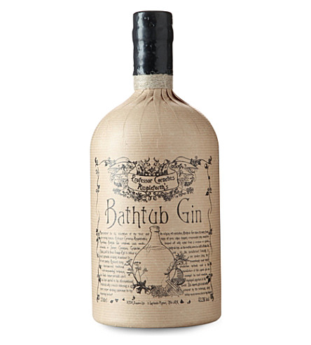 PROFESSOR CORNELIUS AMPLEFORTH Bathtub gin 1500ml