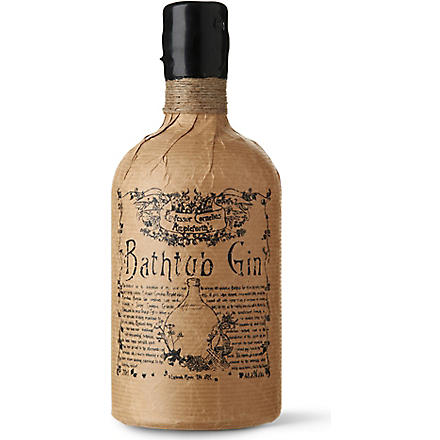 MASTER OF MALT Bathtub Gin 700ml