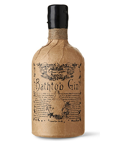 PROFESSOR CORNELIUS AMPLEFORTH Bathtub Gin 700ml
