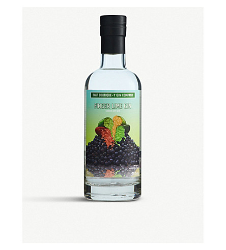 GIN That Boutique-y Gin Company Finger Lime gin 500ml