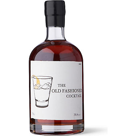 MASTER OF MALT The Old Fashioned cocktail 700ml