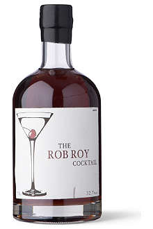 MASTER OF MALT The Rob Roy cocktail 700ml