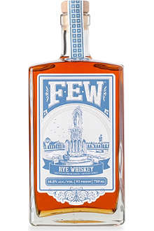 FEW SPIRITS Rye whisky 700ml