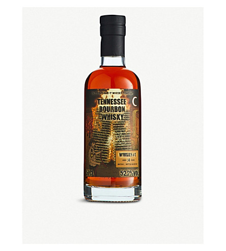 THAT BOUTIQUE-Y WHISKY COMPANY That Boutique-y Whisky Company Tennessee 14-year-old bourbon whisky 500ml
