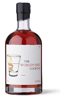 MASTER OF MALT The World's Best cocktail 700ml