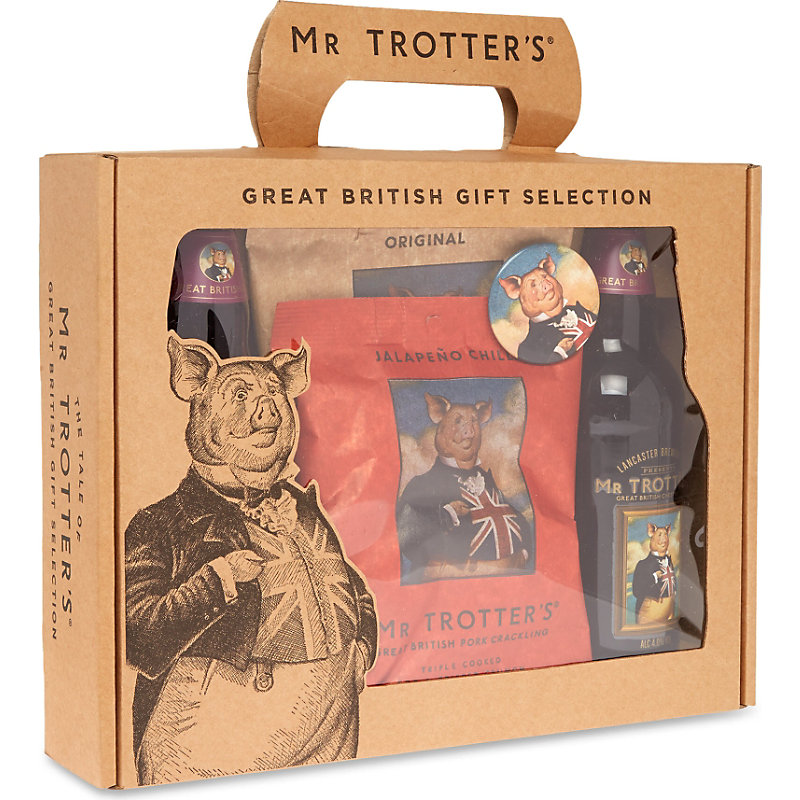 Mr. Trotters Mr Trotters Chestnut Ale Gift Pack