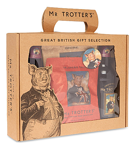 UK Mr Trotters Chestnut Ale gift pack