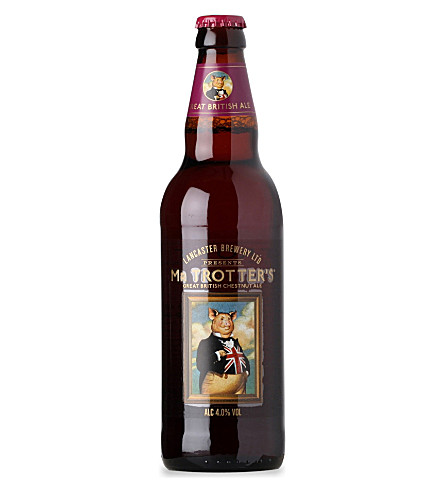 MR TROTTER'S Chestnut Ale 500ml