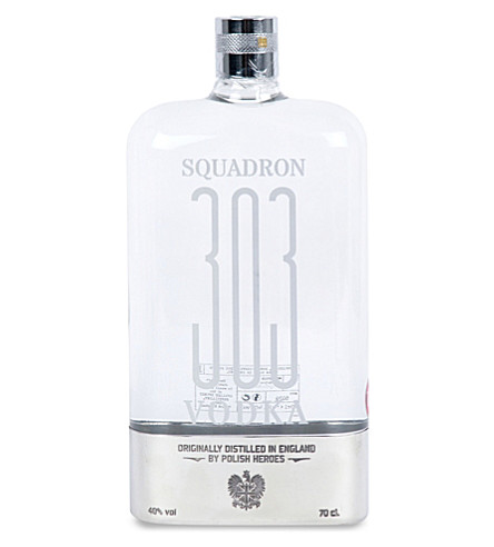 VODKA Squadron 303 vodka 700ml