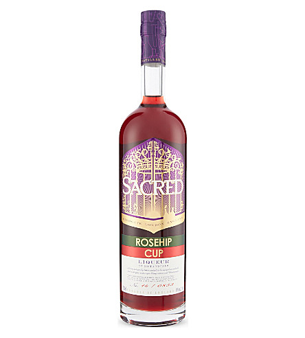 SACRED GIN Rosehip cup 750ml