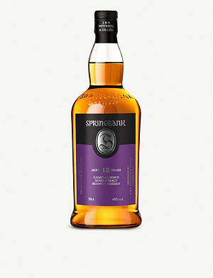 SPRINGBANK 18 year old single malt 700ml