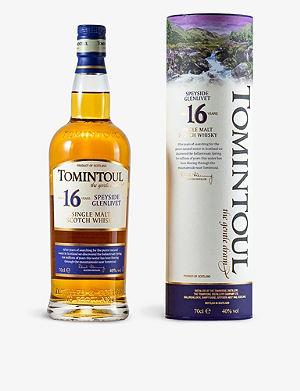 SPEYSIDE 16 year old single malt Scotch whisky 700ml