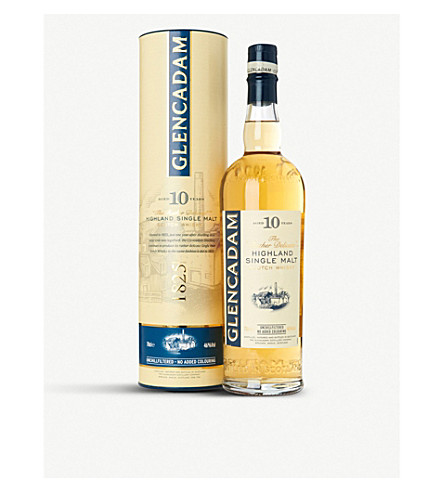 HIGHLAND 10 year old single malt Scotch whisky 700ml