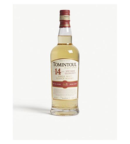 SPEYSIDE 14 年老单麦芽威士忌威士忌700毫升