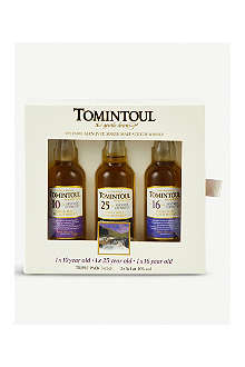 Whisky miniature gift pack 150ml