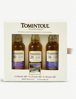 NONE Whisky miniature gift pack 150ml