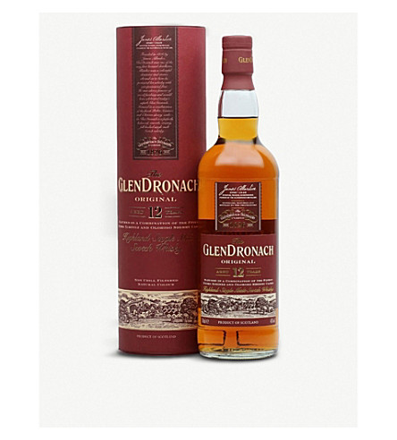 HIGHLAND 12 year old single malt Scotch whisky 700ml