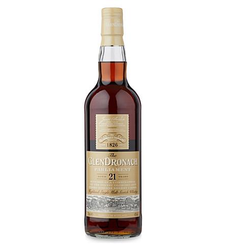 HIGHLAND 21 年单麦芽威士忌威士忌700毫升