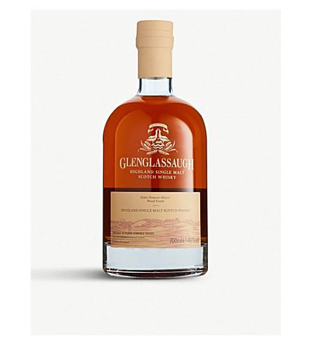 WHISKY AND BOURBON Glenglassaugh single malt Scotch whisky 700ml