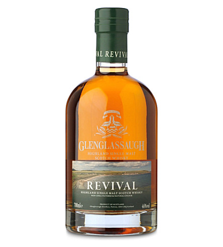 HIGHLAND Revival single malt scotch whiskey 700ml