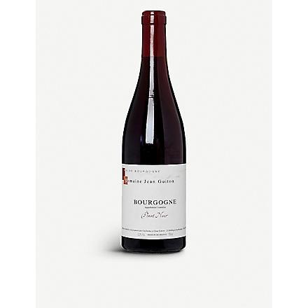 DOMAINE JEAN GUITON Bourgogne Pinot Noir 750ml
