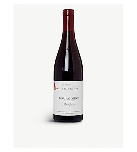 BURGUNDY Bourgogne Pinot Noir 750ml