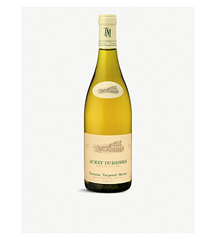 BURGUNDY Auxey Derusses blanc 750ml