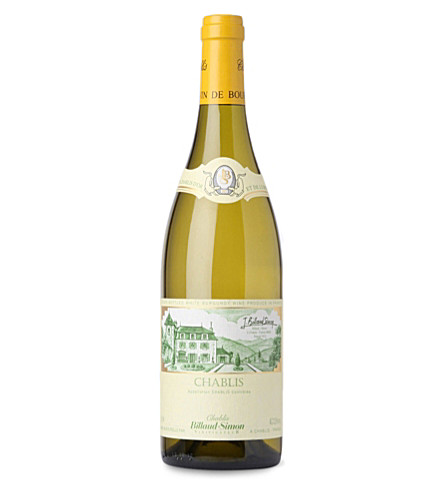 BURGUNDY Chablis 750ml