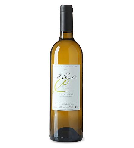 COSTIERES DE NIMES BLANC Costieres de nimes Mas Carlot white wine 750ml