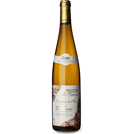 DOMAINE DE L'ECU Expression de Gneiss Muscadet 750ml