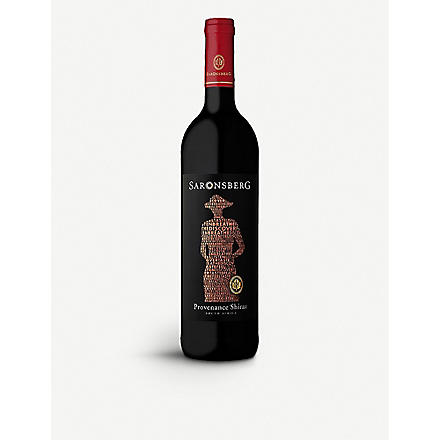 SARONSBERG Tulbagh Shiraz 750ml