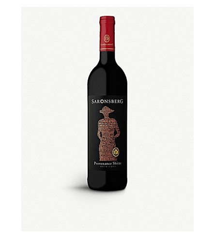 SOUTH AFRICA Tulbagh Shiraz 750ml