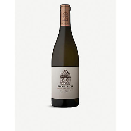 DEWALDT HEYNS Weathered Hands Chenin Blanc white wine 2010 750ml