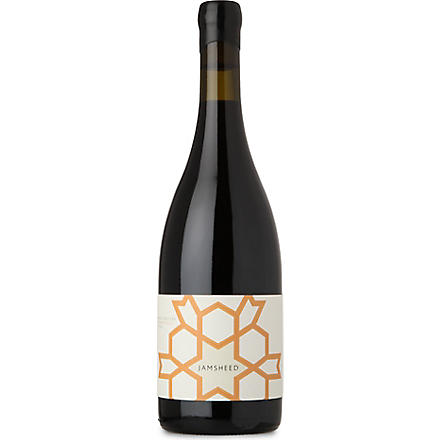 JAMSHEED Garden Gully Syrah 2011 750ml