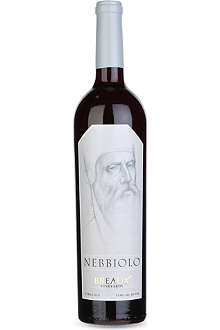 BREAUX VINEYARDS Nebbiolo red wine 2005 750ml