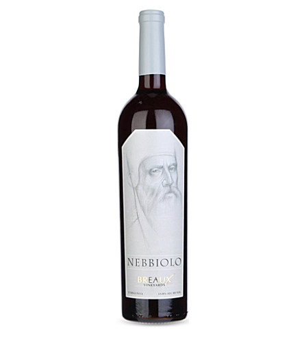 USA Nebbiolo red wine 750ml