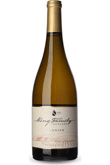 KING FAMILY VINEYARDS Viognier white wine 2010 750ml