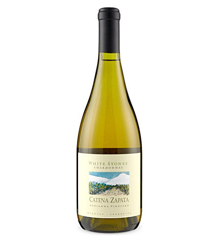 CATENA White Stones Chardonnay 2010 750ml