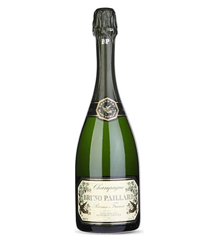 CHAMPAGNE Blancs de blancs Réeserve Privéee Grand Cru champagne 750ml