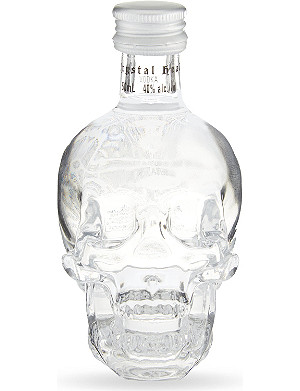 CRYSTAL HEAD VODKA Crystal head vodka miniature 50ml