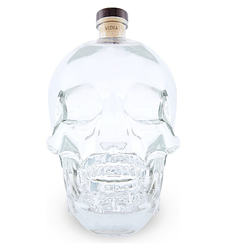 CRYSTAL HEAD VODKA Crystal head vodka 3000ml