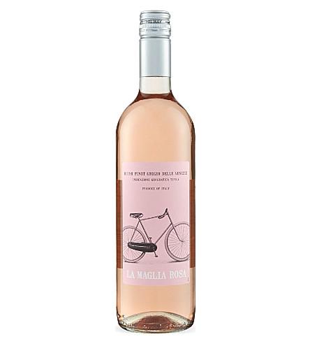LA MAGLIA La Maglia Rosa Pinot Grigio Blush 2013 750ml
