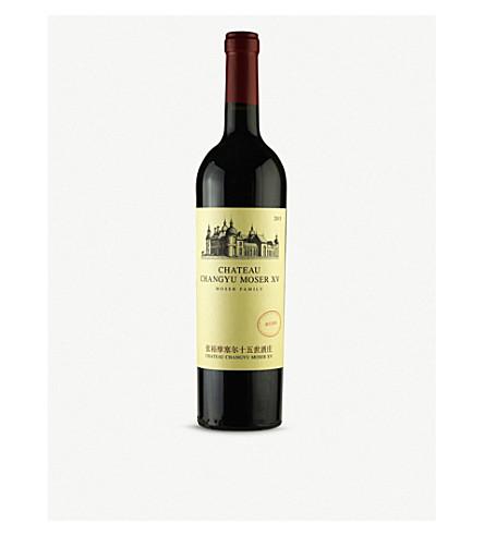 WORLD OTHER Changyu Moser Family 2013 cabernet sauvignon 750ml