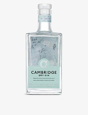 CAMBRIDGE GIN Dry gin 700ml