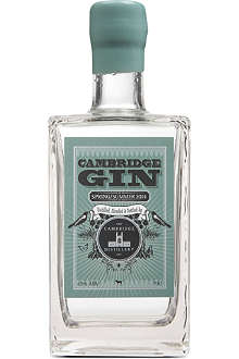 CAMBRIDGE GIN Spring/Summer 2014 gin 700ml