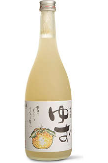 UME NO YADO Yuzu sake 720ml