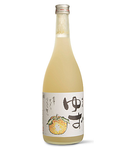 WORLD OTHER Yuzu sake 720ml
