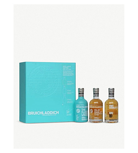 BRUICHLADDICH Wee Laddie Tasting Collection 600ml