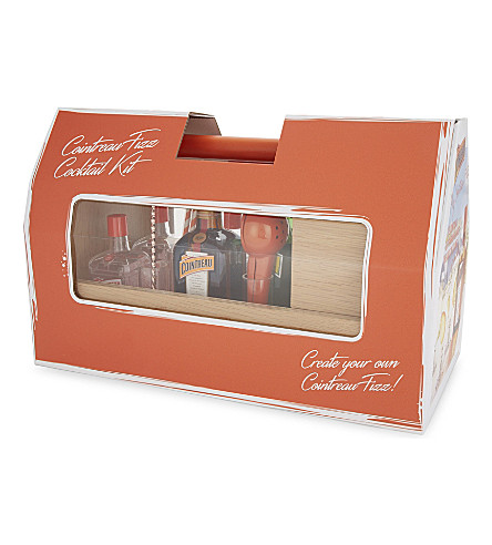 COINTREAU Cointreau fizz cocktail kit 350ml